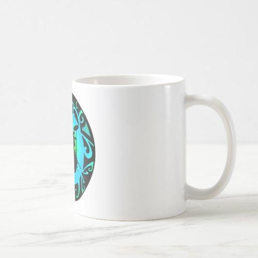 THE DRUM TEST COFFEE MUGS