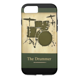 the drummer of the band iPhone 7 case