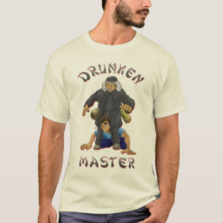 The Drunken Master T-Shirt