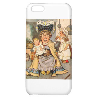 The Duchess and The Pig Baby in Her Kitchen iPhone 5C Cases