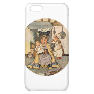 The Duchess and the Pig Baby in Her Kitchen Cover For iPhone 5C
