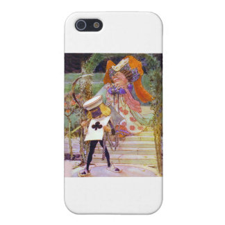 The Duchess and the Queen s Executioner iPhone 5 Cases