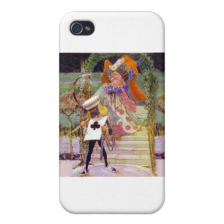 The Duchess and the Queen's Executioner iPhone 4 Covers