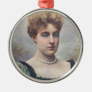 The Duchess Of Aosta Christmas Ornament