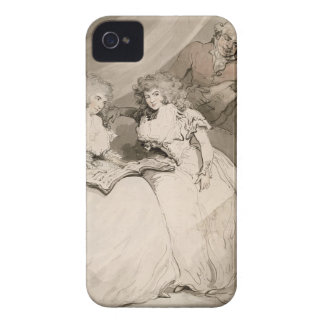 The Duchess of Devonshire and her Sister, the Coun iPhone 4 Case-Mate Cases