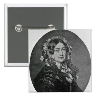 The Duchess of Kent 15 Cm Square Badge
