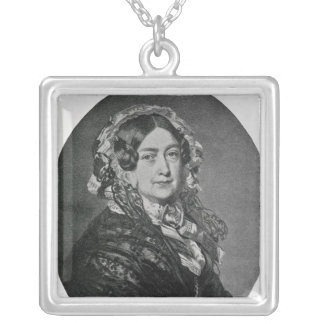 The Duchess of Kent Personalized Necklace