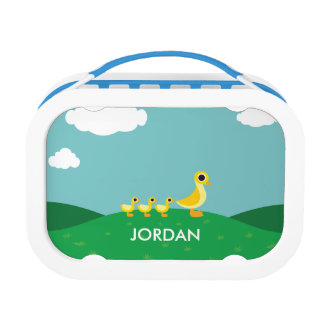 The Duck Family Lunch Box