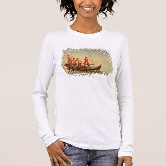 The Duck Hunt Long Sleeve T-Shirt