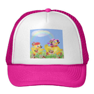 the ducklings go of stroll mesh hats