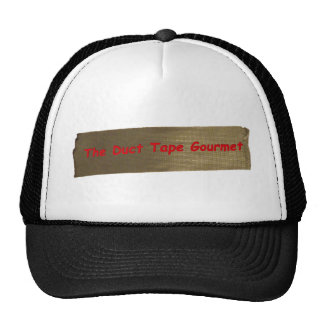 The Duct Tape Gourmet Trucker Hat
