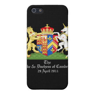 The Duke and Duchess of Cambridge iPhone 5 Cases