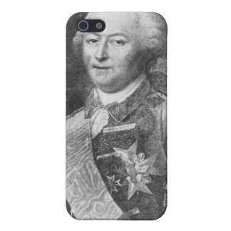 The Duke of Aiguillon iPhone 5 Covers