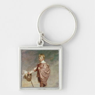 The Duke of Gloucester as a boy Key Ring