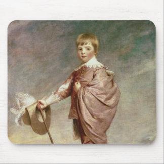 The Duke of Gloucester as a boy Mouse Mat