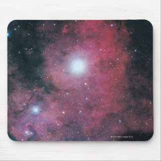 The Dumbell Nebula Mouse Mat