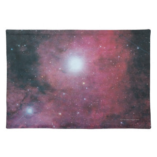 The Dumbell Nebula Placemat