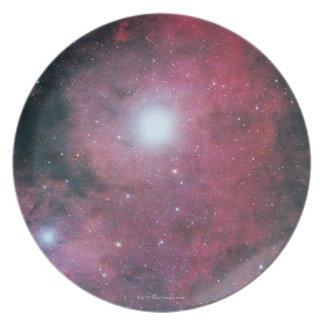 The Dumbell Nebula Plate