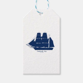 The Dunbrody 1845 by tony fernandes Gift Tags