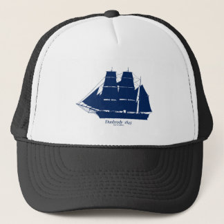 The Dunbrody 1845 by tony fernandes Trucker Hat