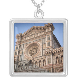 The Duomo, Florence, Italy 2 Silver Plated Necklace