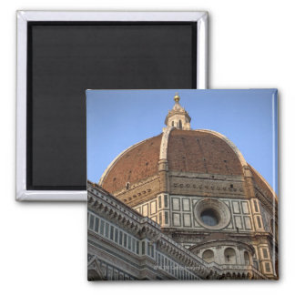 The Duomo, Florence, Italy Square Magnet