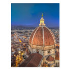 The Duomo in Florence, Italy Postcard
