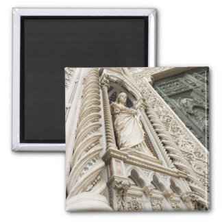 The Duomo Santa Maria Del Fiore Florence Italy 2 Square Magnet