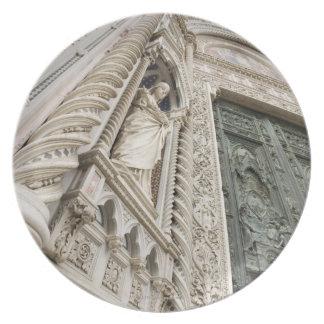 The Duomo Santa Maria Del Fiore Florence Italy Plate