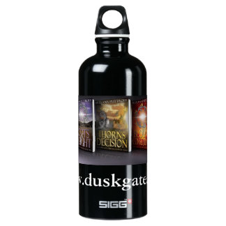 The Dusk Gate Chronicles Water Bottle