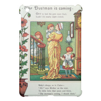 The Dustman is Coming (nursery rhyme illustration) iPad Mini Case