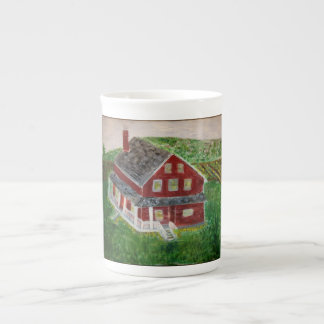 The Dutch-American Part of the UndergroundRailroad Tea Cup