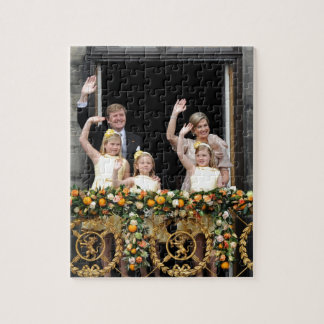 The Dutch Royal Family Puzzles