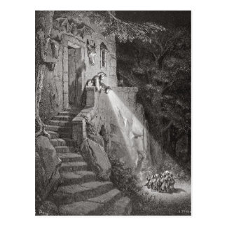 The Dwelling of the Ogre Postcard