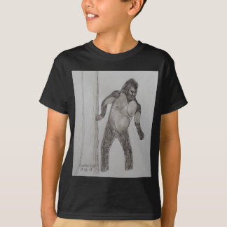 The Dyatlov pass Yeti 1959.JPG T-Shirt