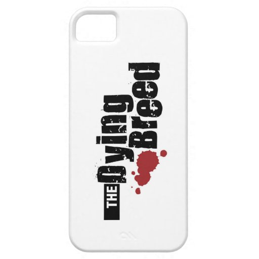 The Dying Breed Logo iPhone 5/5s Case