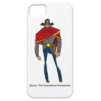 The Dying Breed Sonny iPhone 5/5S Case