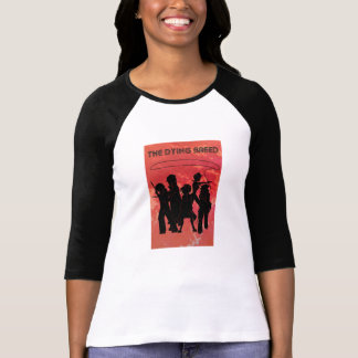 The Dying Breed Women's 70s Throwback T-Shirt