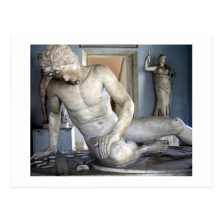 The Dying Gaul Postcard
