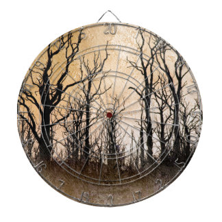 The Dying Trees Dartboard