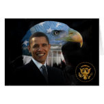 The Eagle has landed... Greeting Card