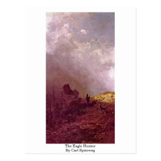 The Eagle Hunter By Carl Spitzweg Postcards