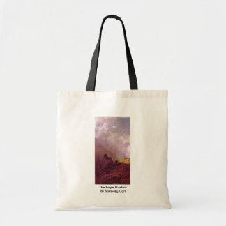 The Eagle Hunters By Spitzweg Carl Tote Bags