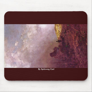 The Eagle Hunters By Spitzweg Carl Mousepads