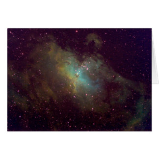 The Eagle Nebula Note Card