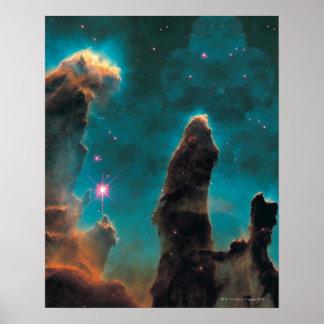 The Eagle Nebula Posters