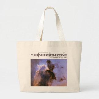 The Eagle Nebula Canvas Bag