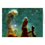 The Eagle Pillars of creation Card