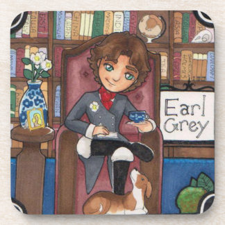 The Earl of Grey Coaster Set