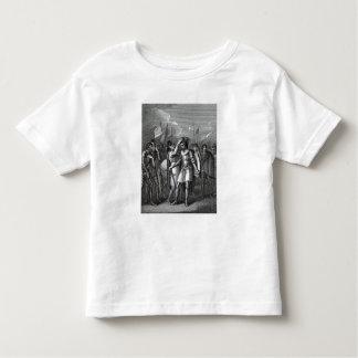 The Earl of Richmond chosen King Toddler T-Shirt